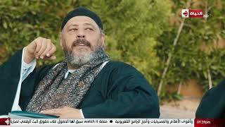 مسلسل بت القبايل - عيسى الجمال طلب من ماهر طلب قصاد إنه يرجعله مراته وإبنه وماهر وافق
