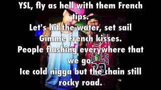 Chris Brown ft Tyga - G Shit w/ Lyrics