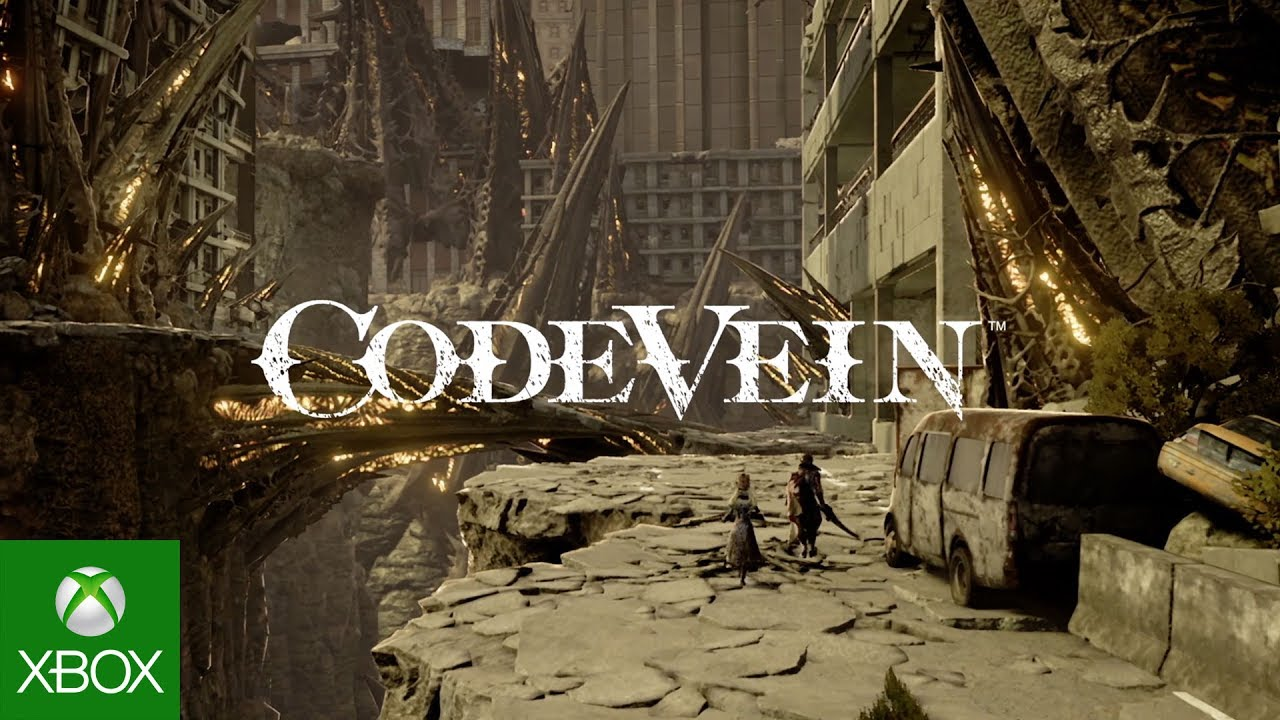 CODE VEIN - First Trailer