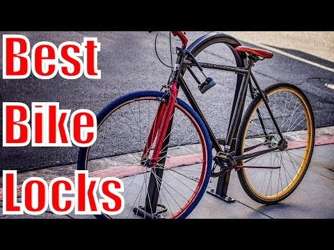 Best Bike Locks 2017 –  Protect Your Bike from Theft  #BikeLocks