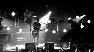 Brand New - Gasoline (Live at the Electric Factory 4/27/11)  HD