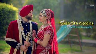 Punjabi Sikh Wedding ll Indian / Canada ll Gian Verma Photography