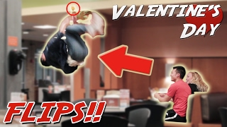 People React to Flips | Valentine's Day Edition