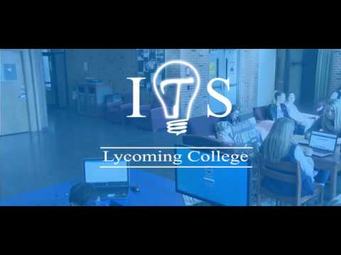 Lycoming College Information Technology Services Department