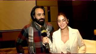 Babbu Maan & Shradha Arya talks about Banjara I BabbuMann I ShradhaArya I Ptc Punjabi