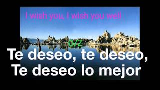 Sigala & Becky Hill   Wish You Well  Sub. SPANISH   Ingles