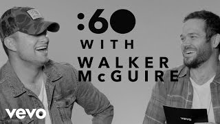 60 with Walker McGuire Jordan Walker and Johnny McGuire became fast friends when they met onstage at a songwriters' ...