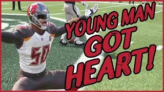 THIS YOUNG MAN GOT HEART!! - Madden 16 Ultimate Team | MUT 16 XB1 Gameplay