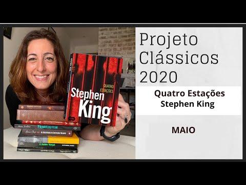 Quatro estações - Contos Stephen King - Clássico de Maio
