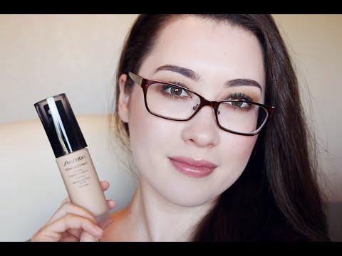 Synchro Skin Glow Luminizing Fluid Foundation SPF 20 by Shiseido #4