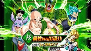 600 STONES SUMMON - New TEQ Cell 2nd Form  TEQ Tien [TEQ Max Level Banner] DBZ Dokkan Battle