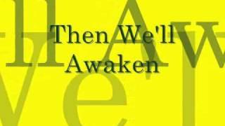 We'll Awaken - Christy Carlson Romano