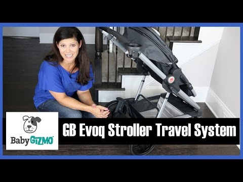 GB EVOQ STROLLER TRAVEL SYSTEM REVIEW