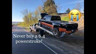 FOUND ON ROAD DEAD!!! It's true, the F450 is dead