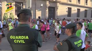 3ª Carrera solidaria Virgen del Pilar. Huesca.