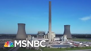 Coal-Fired Power Plants In Jeopardy As President Trump Considers Leaving Paris Climate Deal | MSNBC thumbnail