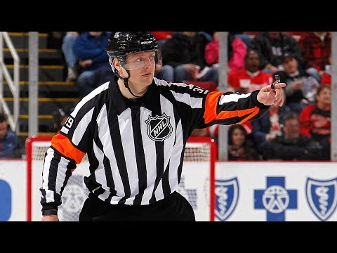 How To Become An NHL Referee Or Linesman - YouTube