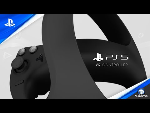 PS5 New VR Controller Trailer - PlayStation 5 - PlayStation VR 2 / PSVR 2 | VR4Player de