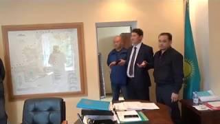 Аким Мамлютского района СКО подозревается в получении взятки