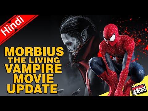 Morbius The Living Vampire Movie Update [Explained In Hindi]