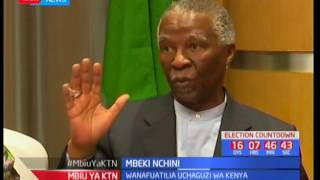 Thabo Mbeki : Wapinzani wote wako tayari kukubali matokeo ya urais
