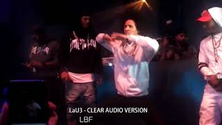 Larry (Les Twins) - Usher - I care for you (CLEAR AUDIO)