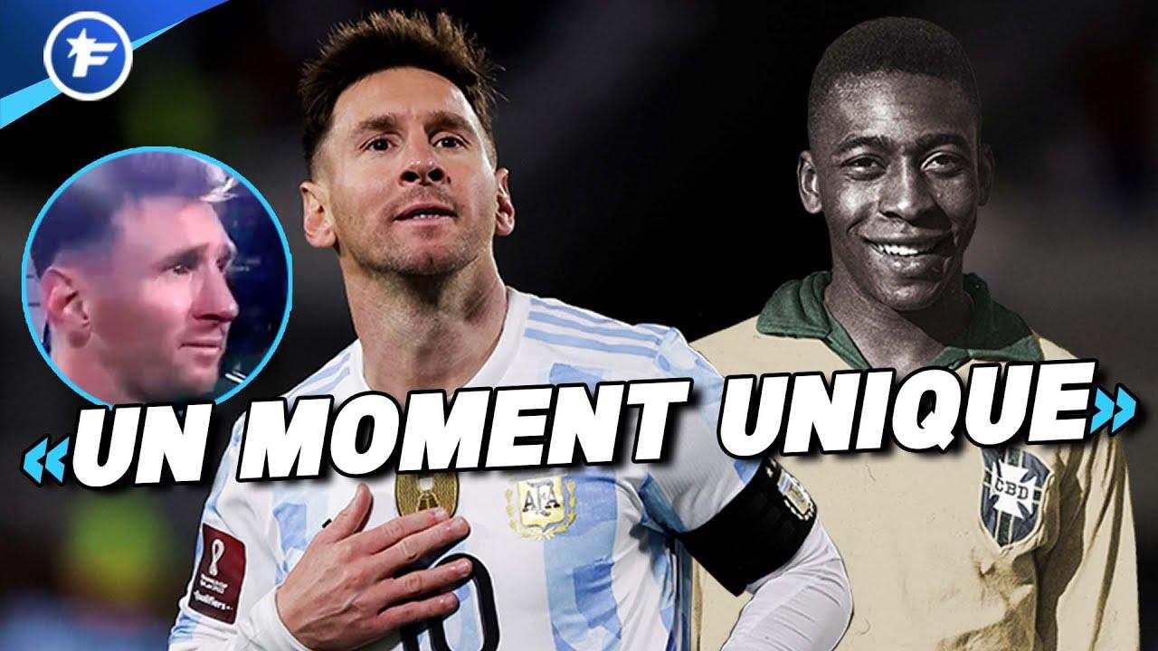 La FOLLE SOIRÉE de Lionel Messi émeut l'Argentine   Revue de presse