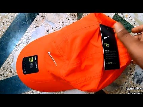 | Unboxing | Nike Men Running Cap | Nike Dri-FIT Technology Explained | Unwrap Impulse |