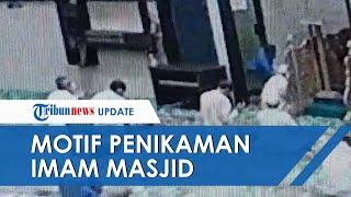 Terungkap Motif Penikaman Imam Masjid di Pekanbaru, Pelaku Kecewa saat Konsultasi dengan Korban