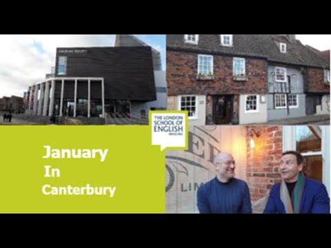 LSE: 5 coisas para fazer em Canterbury em janeiro