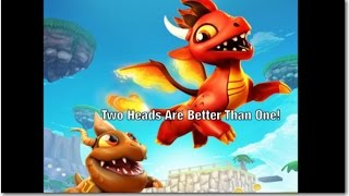 Dragon Land - Let's Play - Two Heads Are Better Than One!