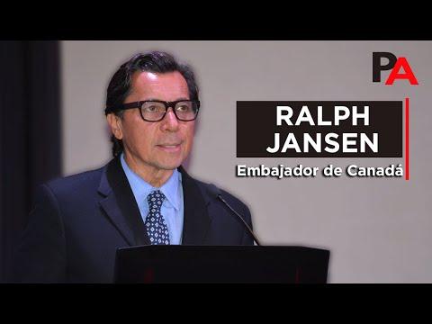 #PDAC 2020 | Lanzamiento Delegación Perú - Ralph Jansen, Embajador de Canadá (Completo)