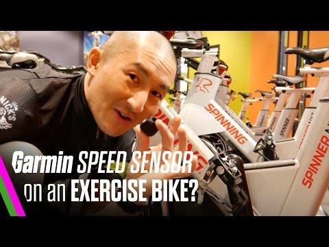 Garmin Speed Sensor Review + Spin Bike/Trainer/Indoor Setup