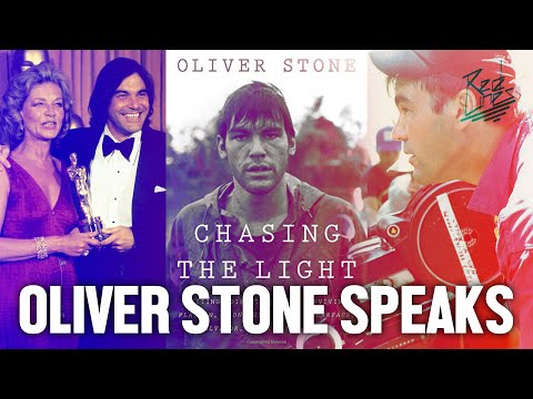 """Oliver Stone on challenging Hollywood convention & film as a """"disappearing"""" art form"""
