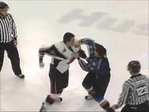 Brett Lyon vs. Jagger Dirk