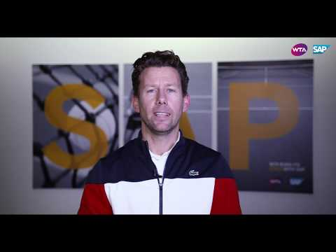 SAP Tennis Analytics for Coaches with Wim Fissette - Patterns of Play