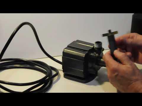 Mag Drive 700 Submersible Aquarium Pump Review