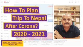 How To Plan A Trip To Nepal  From India 2021 | Best Season To Visit Nepal | Nepal Itinerary