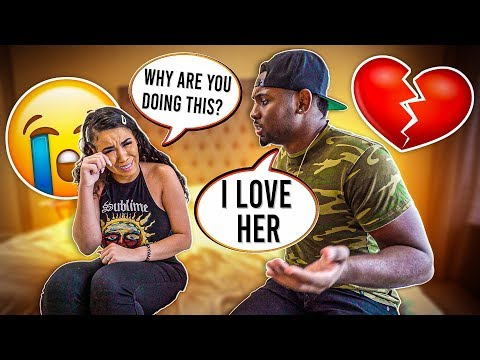 I TOLD MY GIRLFRIEND I CHEATED (VERY EMOTIONAL)