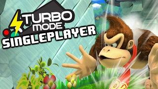 USING TURBO MODE IN SINGLEPLAYER GAME MODES!