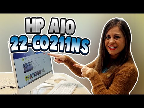 ALL IN ONE DE HP - AIO - REVIEW Y UNBOXING