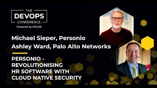 The DEVOPS Conference: Personio - Revolutionising HR software with cloud native security