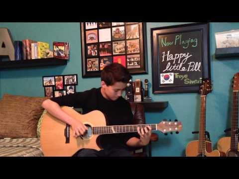 Andrew Foy - Happy little pill