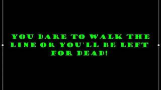 Mark Campbell - Alive+ Lyrics  (Drive angry)