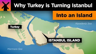 Why Turkey is Transforming Istanbul Into an Island thumbnail
