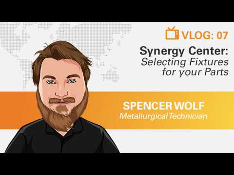 Vlog 7: Synergy Center - Selecting Fixtures