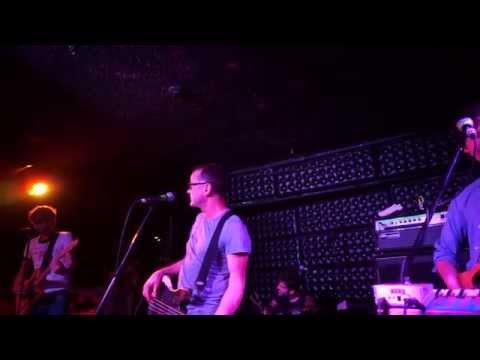 We Are Scientists w/Matt Sharp - Say It Ain't So - The Casbah - May 10, 2014