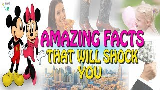 Amazing Facts That Will Shock You | Mind Blowing Facts | Unique Facts