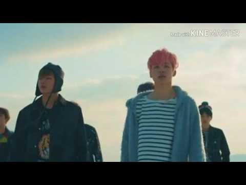 BTS-SPRING DAY KARAOKE INSTRUMENTAL VER. WITH LYRIC BY :Calv Cover