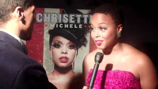 "Chrisette Michelle's ""Let Freedom Reign"" Album Listening Tea Party!"